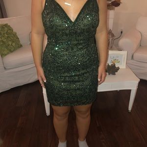 Scala homecoming formal dress